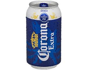 CORONA EXTRA CANS