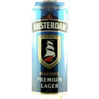 AMSTERDAM MARINER BEER CAN